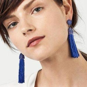NEW BaubleBar PIÑATA Tassel Earrings